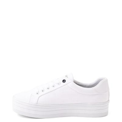 Alternate view of Womens Tommy Hilfiger Blasee Platform Casual Shoe - White