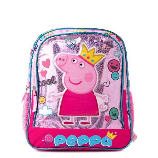 Main view of Peppa Pig Backpack - Pink