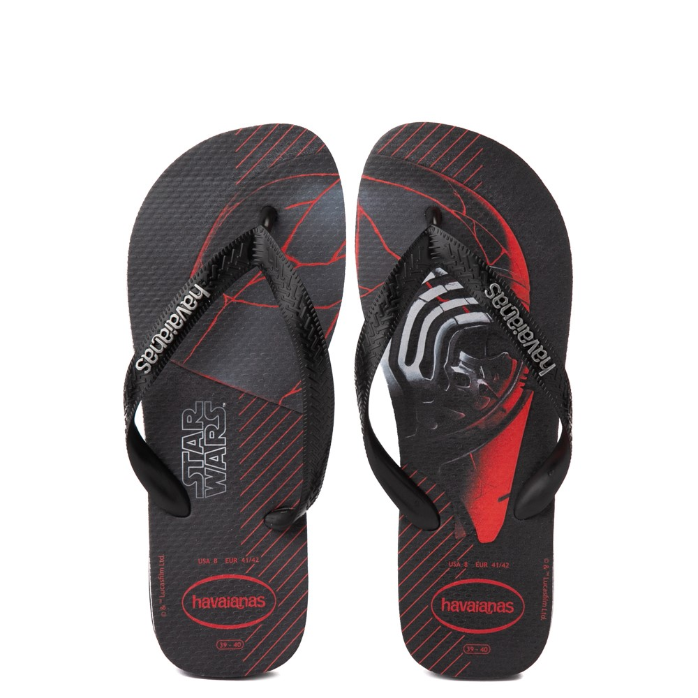 Havaianas Star Wars Kylo Ren Top Sandal - Black