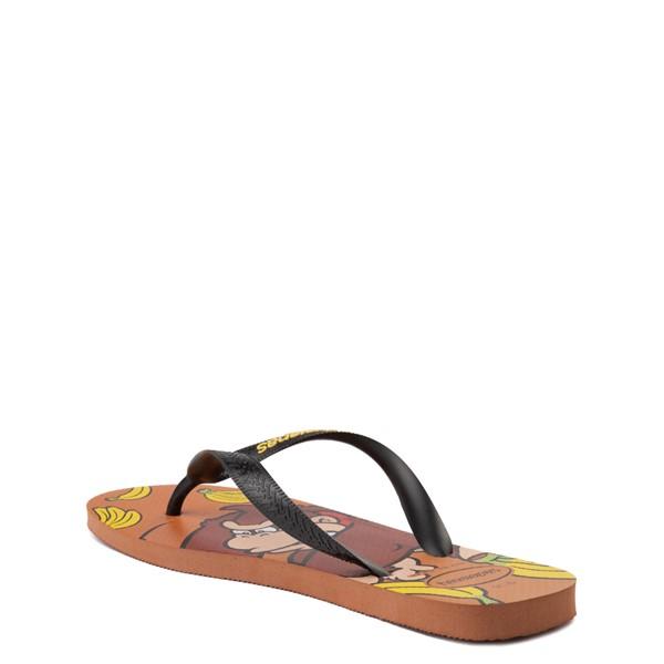 alternate view Havaianas Donkey Kong Sandal - RustALT1B