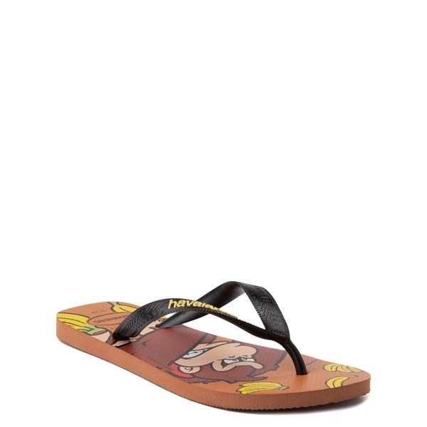 alternate view Havaianas Donkey Kong Sandal - RustALT5