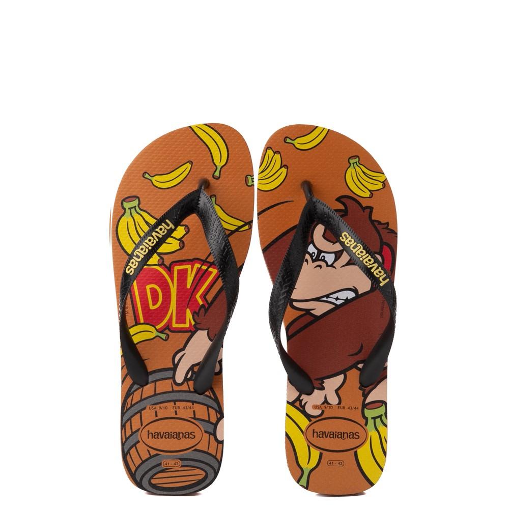 Havaianas Donkey Kong Sandal - Rust