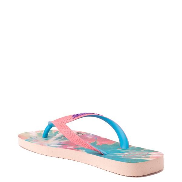 alternate view Womens Havaianas Top Sandal - Tie Dye / Ballet RoseALT2