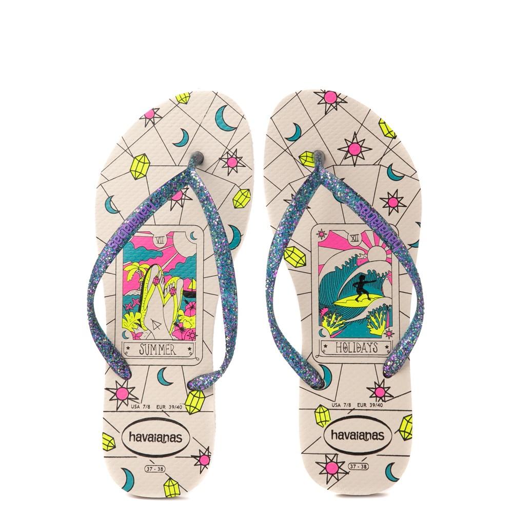 Havaianas Slim Mystic Sandal - Beige