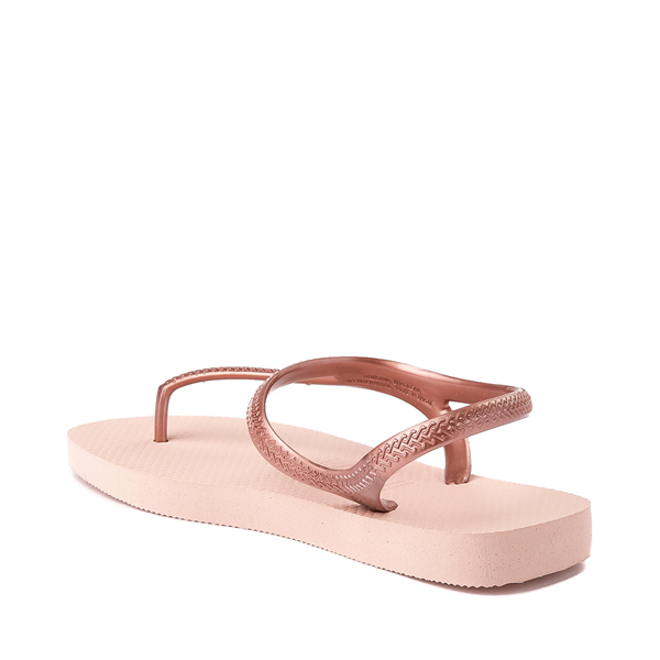 alternate view Womens Havaianas Flash Urban Sandal - Ballet RoseALT1B