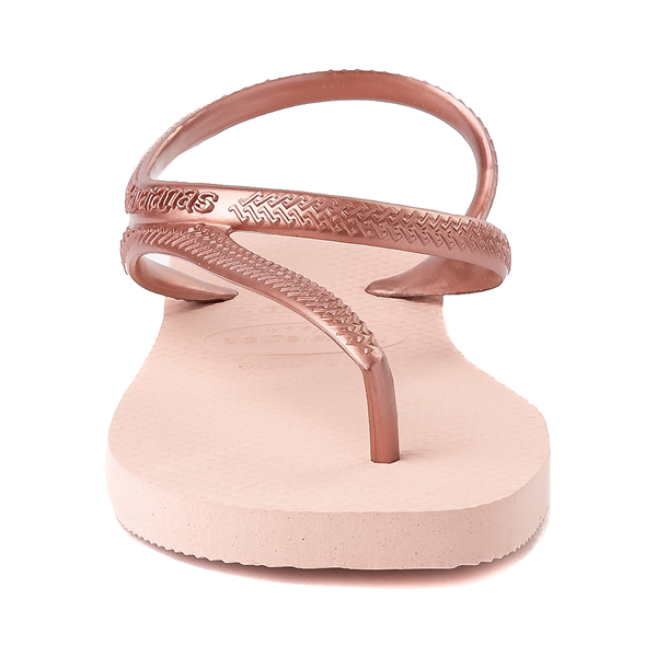 alternate view Womens Havaianas Flash Urban Sandal - Ballet RoseALT4