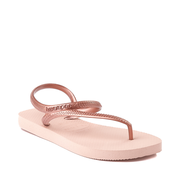 alternate view Womens Havaianas Flash Urban Sandal - Ballet RoseALT5