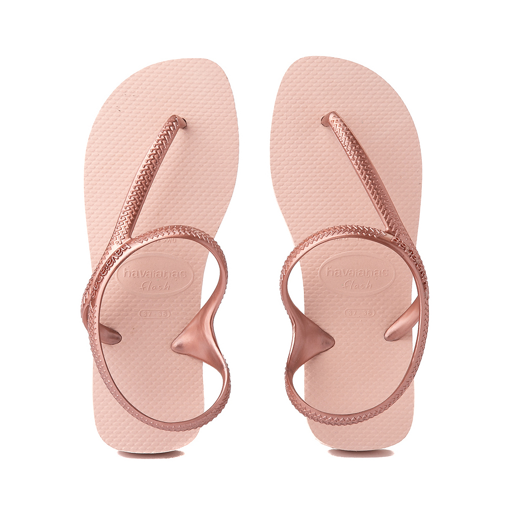 Womens Havaianas Flash Urban Sandal - Ballet Rose