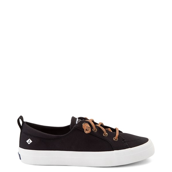Main view of Womens Sperry Top-Sider x Outer Banks Crest Vibe Casual Shoe - Black