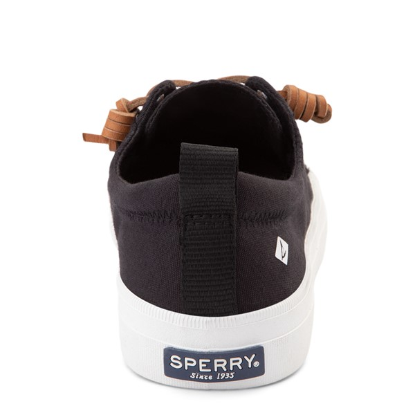 alternate view Womens Sperry Top-Sider x Outer Banks Crest Vibe Casual Shoe - BlackALT4