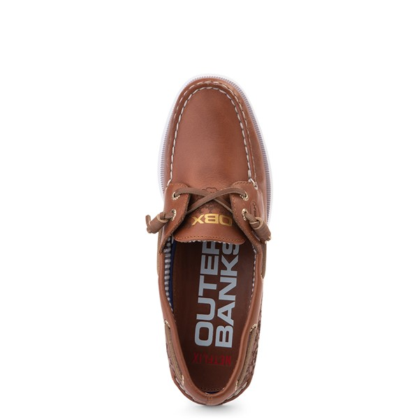 alternate view Womens Sperry Top-Sider x Outer Banks Authentic Original Vida Boat Shoe - TanALT2