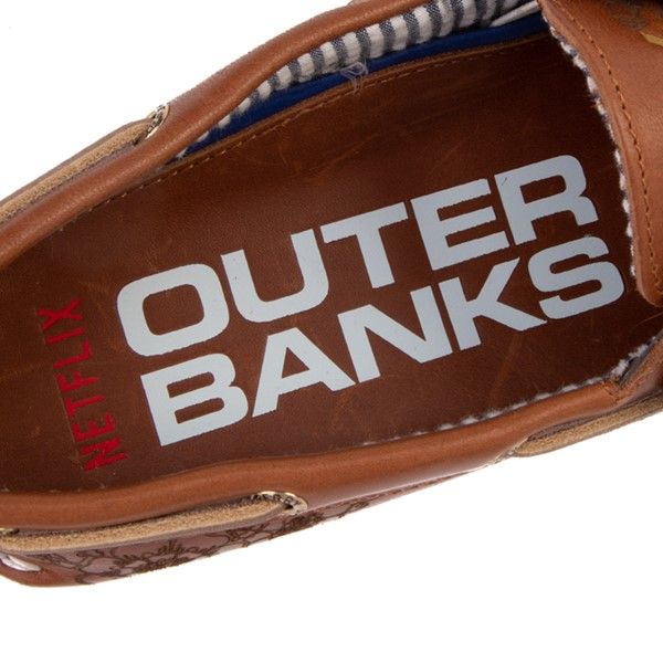 alternate view Womens Sperry Top-Sider x Outer Banks Authentic Original Vida Boat Shoe - TanALT2B