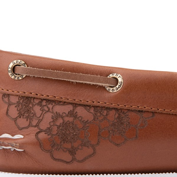 alternate view Womens Sperry Top-Sider x Outer Banks Authentic Original Vida Boat Shoe - TanALT2D
