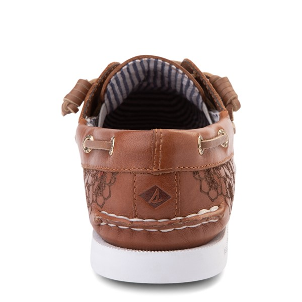 alternate view Womens Sperry Top-Sider x Outer Banks Authentic Original Vida Boat Shoe - TanALT4