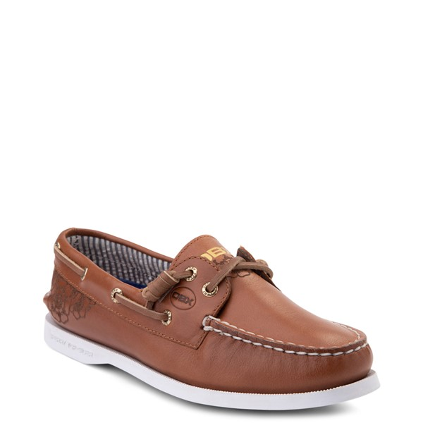 alternate view Womens Sperry Top-Sider x Outer Banks Authentic Original Vida Boat Shoe - TanALT5