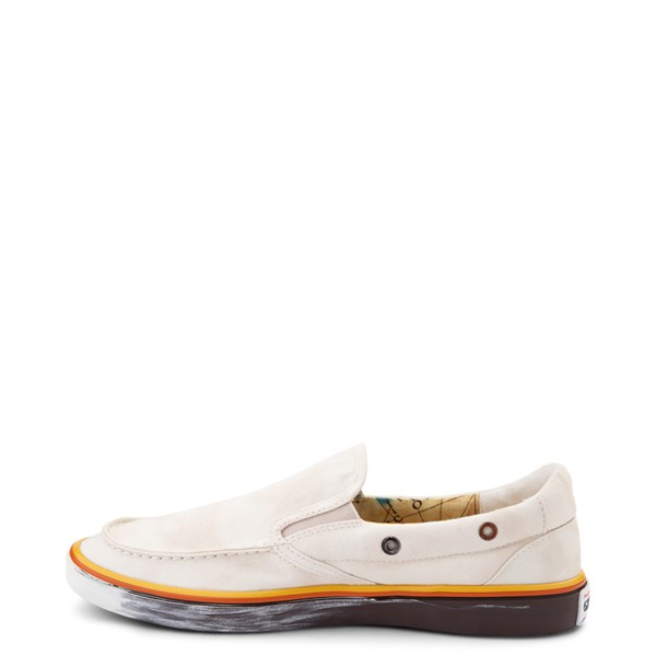 alternate view Mens Sperry Top-Sider x Outer Banks Slip On Casual Shoe - NaturalALT1