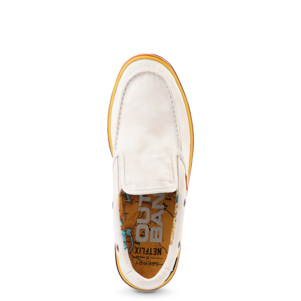 alternate view Mens Sperry Top-Sider x Outer Banks Slip On Casual Shoe - NaturalALT2