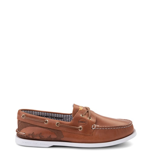 Mens Sperry Top-Sider x Outer Banks Authentic Original Boat Shoe - Tan