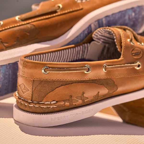 alternate view Mens Sperry Top-Sider x Outer Banks Authentic Original Boat Shoe - TanALT1B