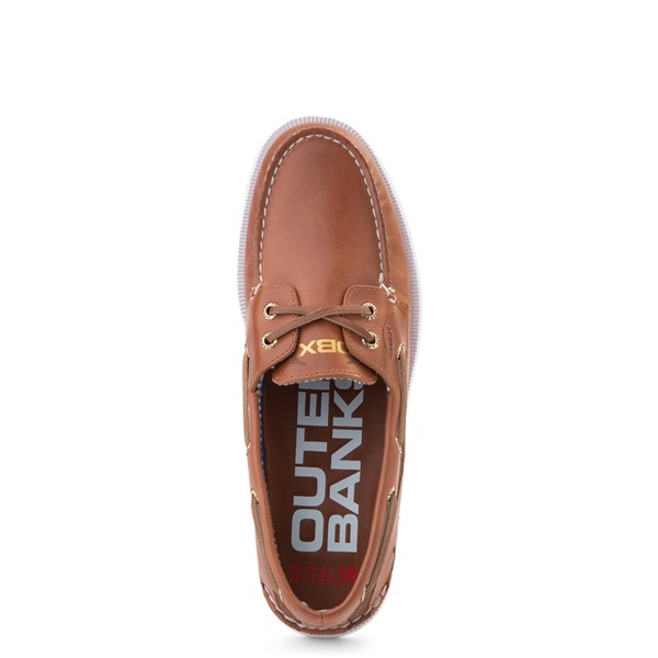 alternate view Mens Sperry Top-Sider x Outer Banks Authentic Original Boat Shoe - TanALT2