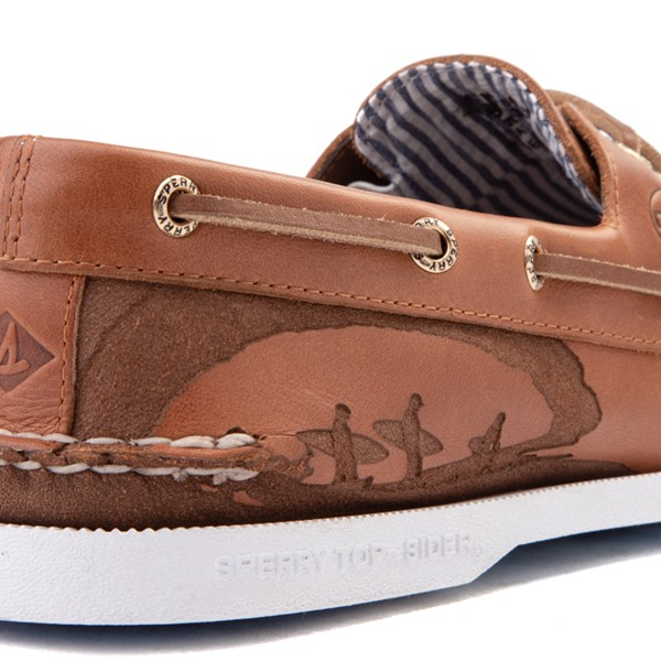 alternate view Mens Sperry Top-Sider x Outer Banks Authentic Original Boat Shoe - TanALT2B