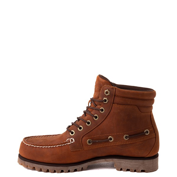 alternate view Mens Timberland Oakwell Boot - Spiced GingerALT1