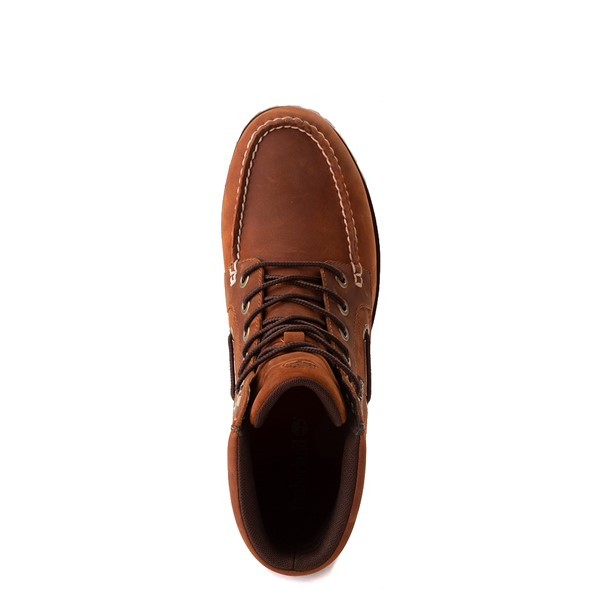 alternate view Mens Timberland Oakwell Boot - Spiced GingerALT2