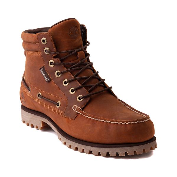 alternate view Mens Timberland Oakwell Boot - Spiced GingerALT5