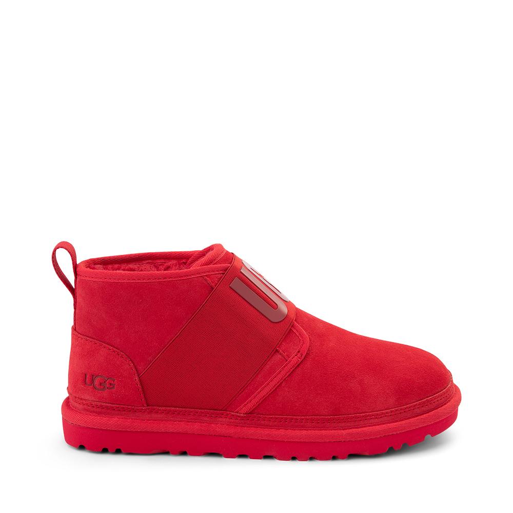 Womens UGG® Neumel II Slip On Boot - Ribbon Red