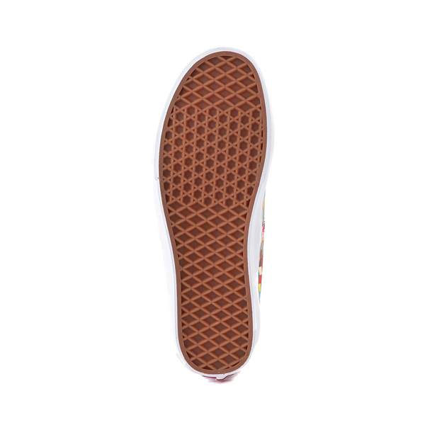 alternate view Vans Authentic 3D Checkerboard Skate Shoe - MulticolorALT3