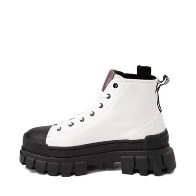 Alternate view of Womens Palladium Revolt Hi Platform Boot - White