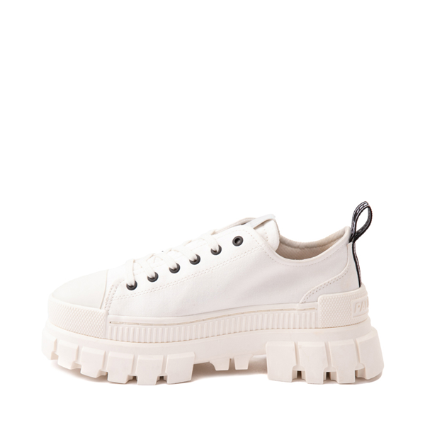 alternate view Womens Palladium Revolt Lo TX Star Sneaker - WhiteALT1