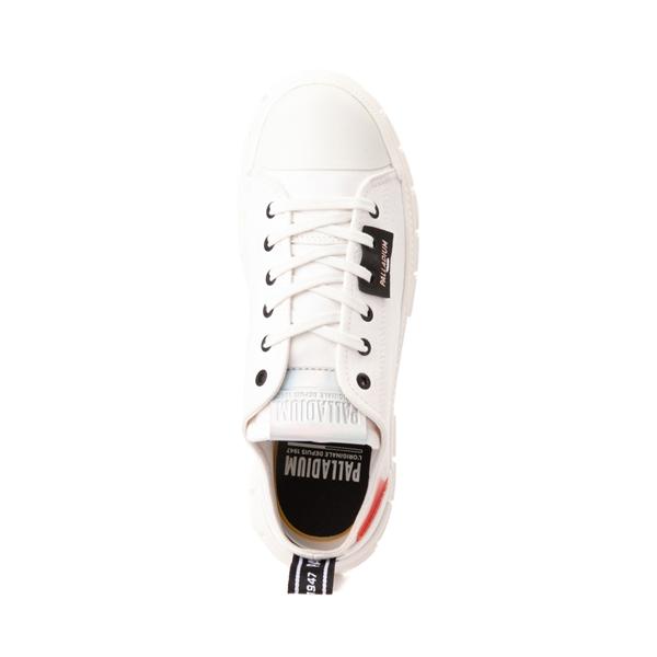 alternate view Womens Palladium Revolt Lo TX Star Sneaker - WhiteALT2