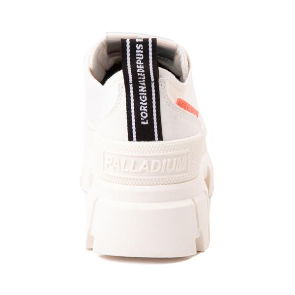 alternate view Womens Palladium Revolt Lo TX Star Sneaker - WhiteALT4