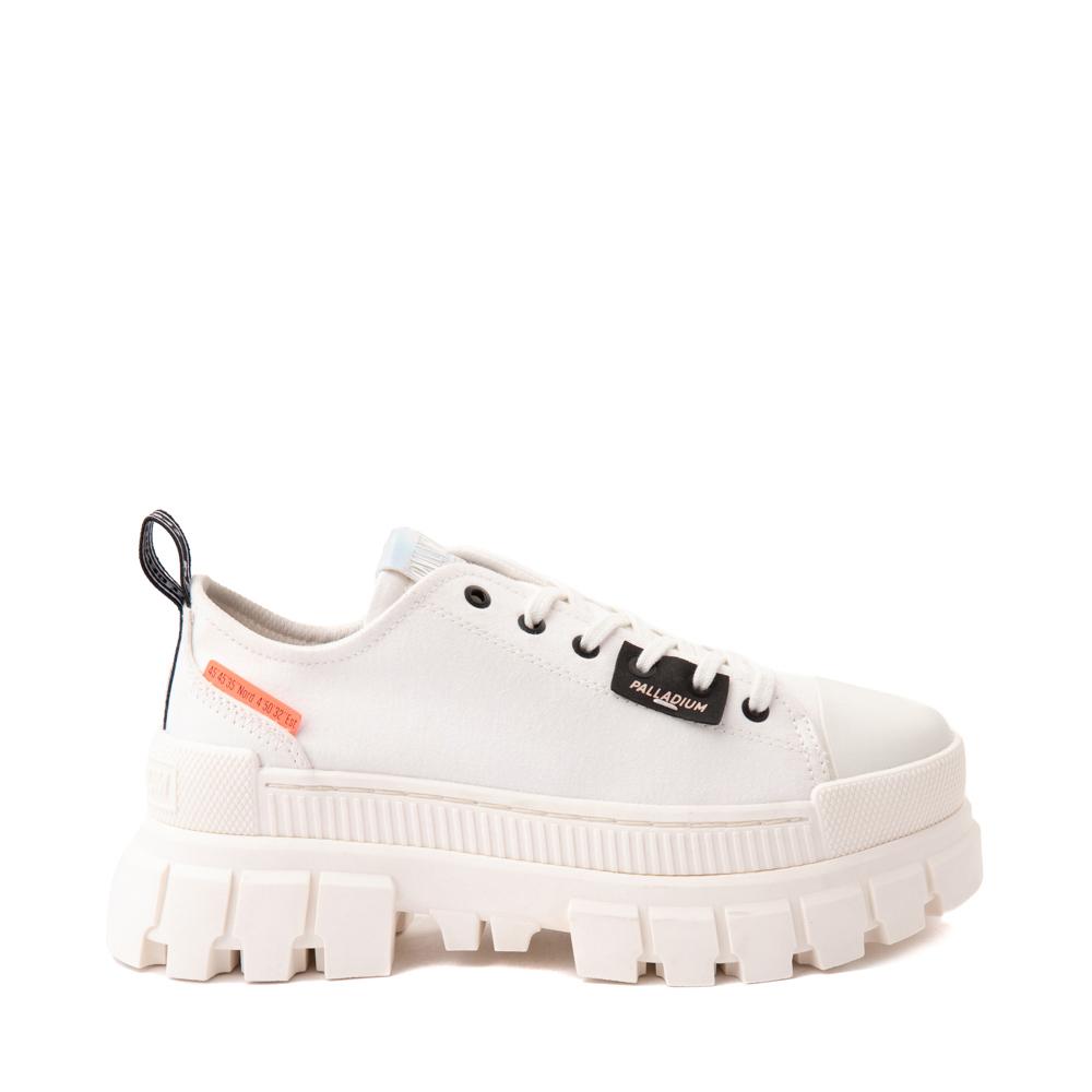 Womens Palladium Revolt Lo TX Star Sneaker - White