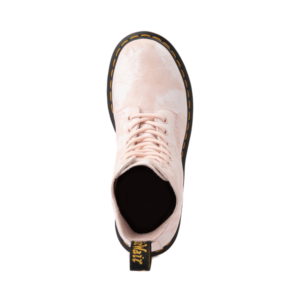 alternate view Womens Dr. Martens 1460 Pascal 8-Eye Boot - Pink Tie DyeALT2