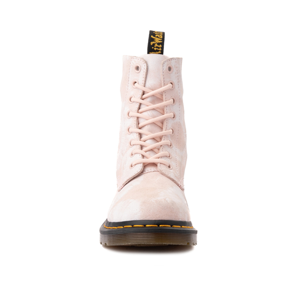 alternate view Womens Dr. Martens 1460 Pascal 8-Eye Boot - Pink Tie DyeALT4