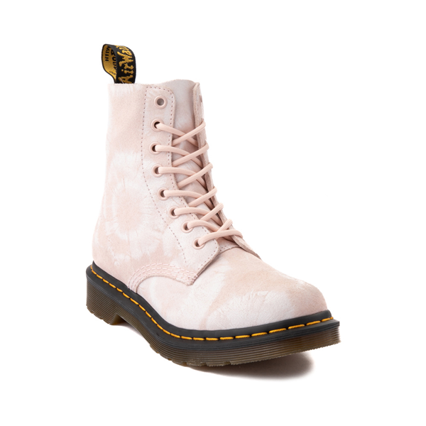 alternate view Womens Dr. Martens 1460 Pascal 8-Eye Boot - Pink Tie DyeALT5