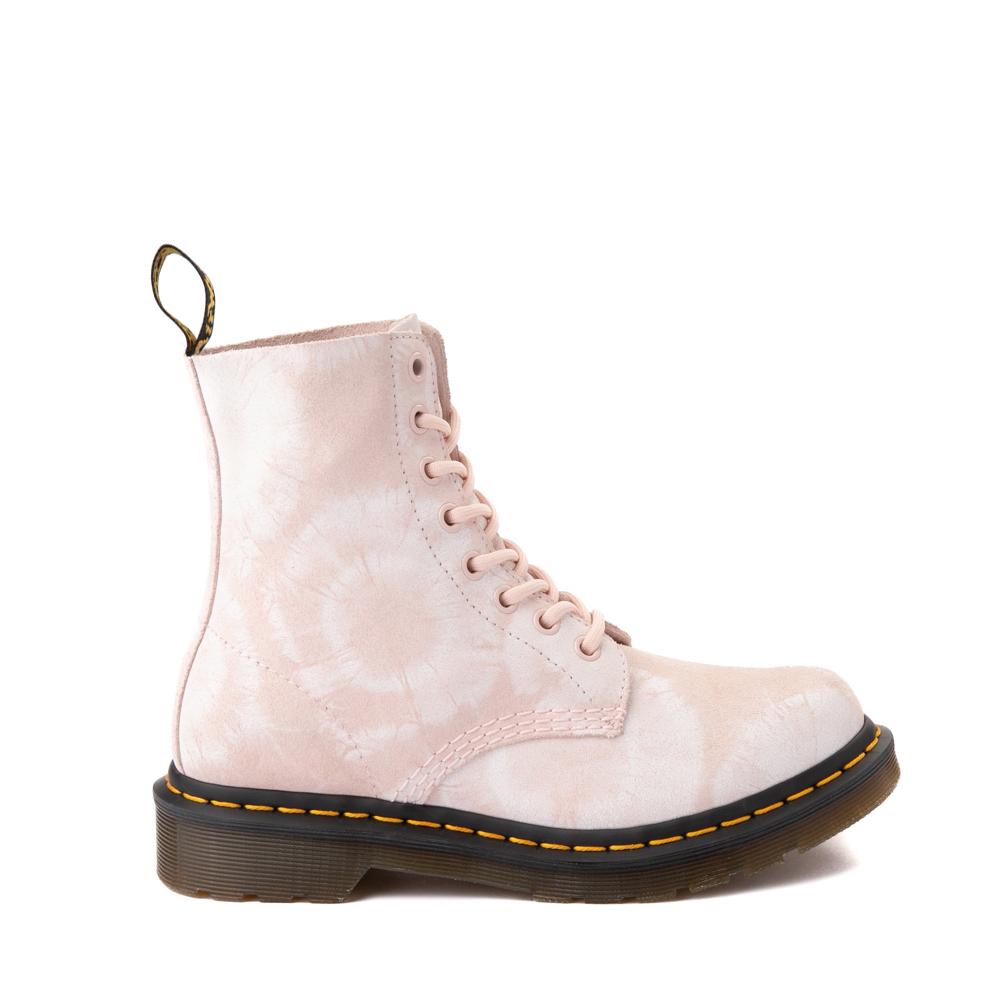 Womens Dr. Martens 1460 Pascal 8-Eye Boot - Pink Tie Dye