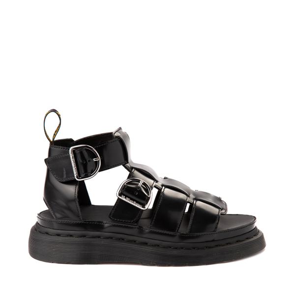 Dr. Martens Mackaye Gladiator Sandal - Black