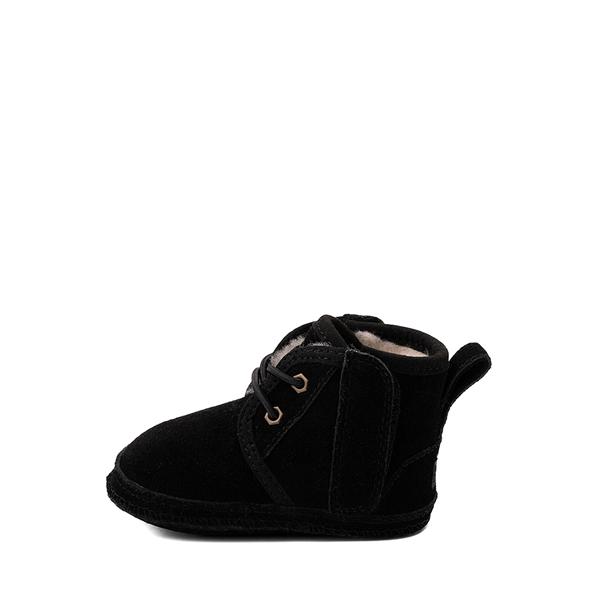 alternate view UGG® Neumel Boot - Baby / Toddler - BlackALT1