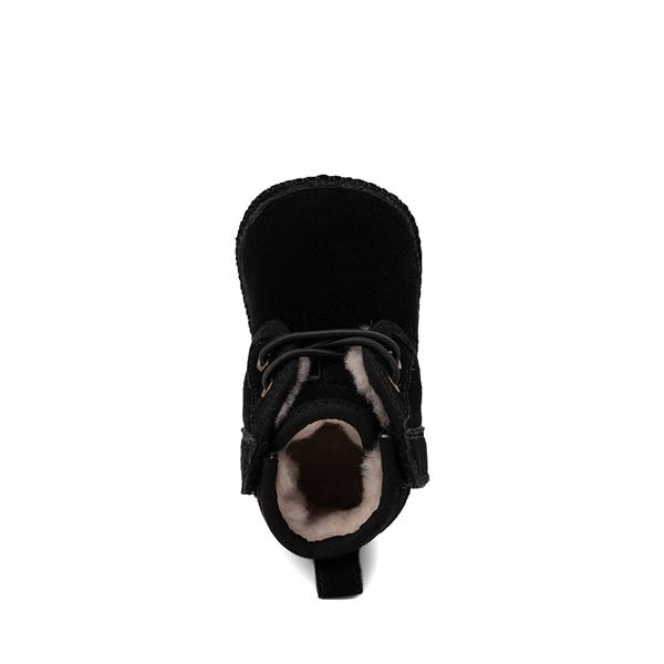 alternate view UGG® Neumel Boot - Baby / Toddler - BlackALT2