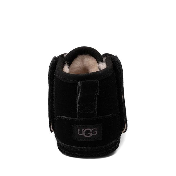 alternate view UGG® Neumel Boot - Baby / Toddler - BlackALT4