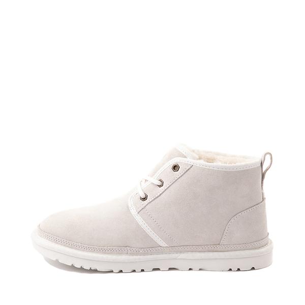 alternate view Mens UGG® Neumel Casual Shoe - WhiteALT1