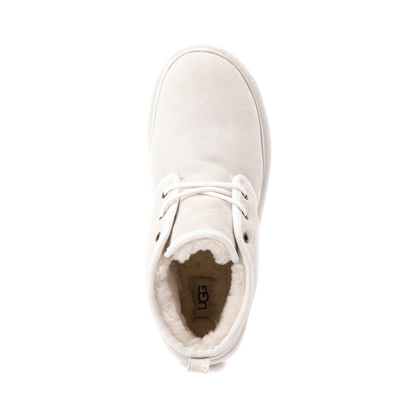 alternate view Mens UGG® Neumel Casual Shoe - WhiteALT2