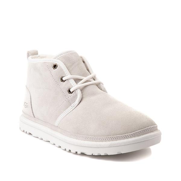 alternate view Mens UGG® Neumel Casual Shoe - WhiteALT5