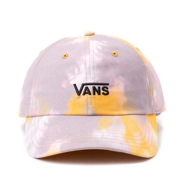 Main view of Vans Court Side Hat - Golden Tie Dye