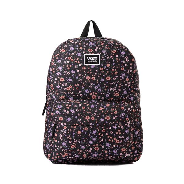 Vans Old Skool H2O Backpack - Black / Covered Ditsy Floral