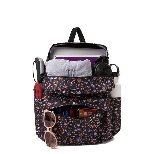 alternate view Vans Old Skool H2O Backpack - Black / Covered Ditsy FloralALT
