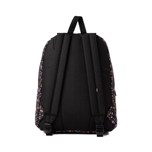alternate view Vans Old Skool H2O Backpack - Black / Covered Ditsy FloralALT2